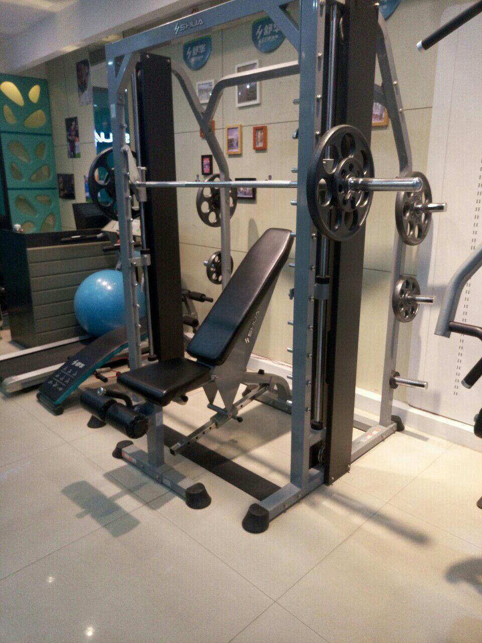 舒華跑步機、健康車等各類健身器械