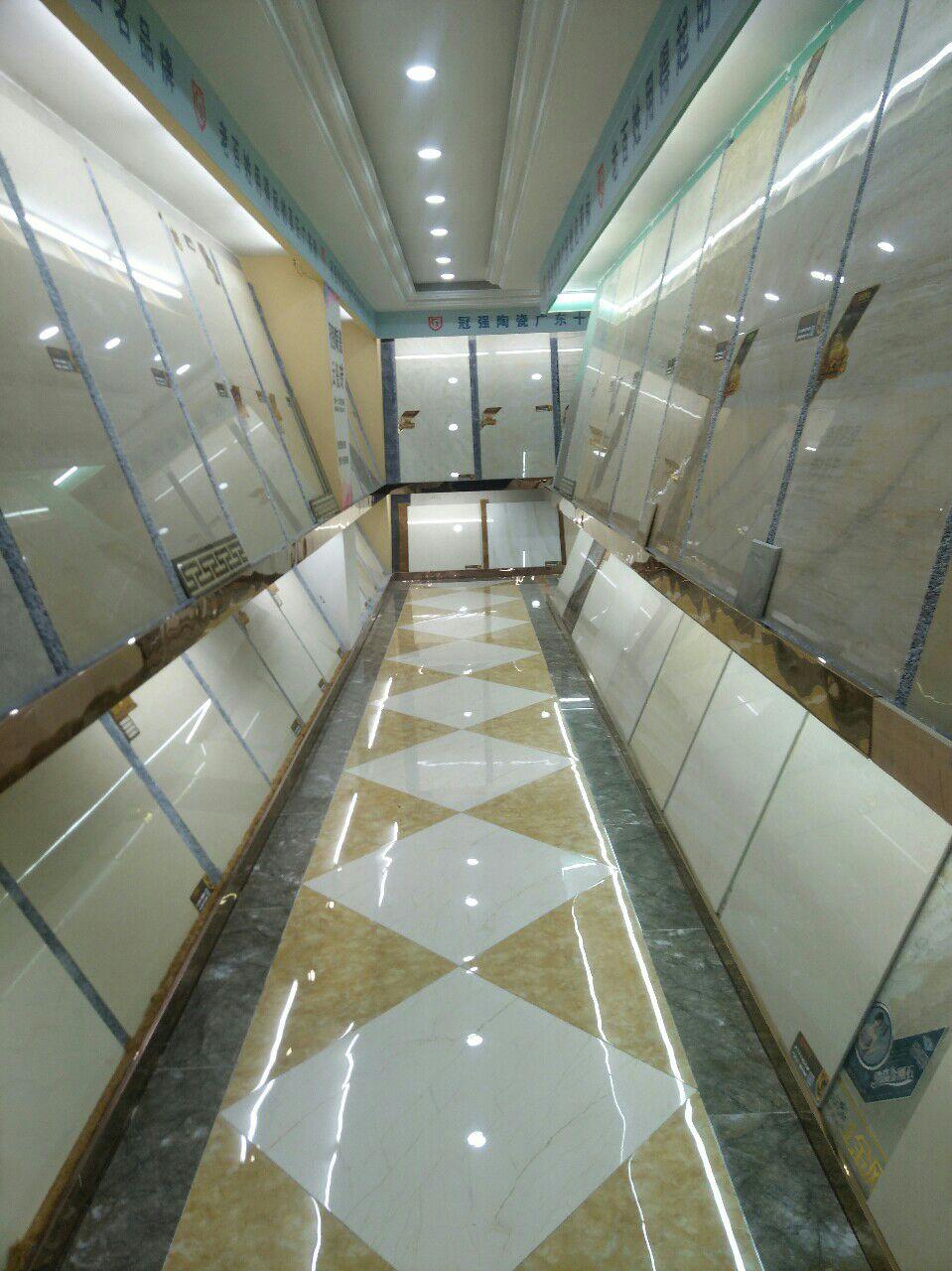 冠强陶瓷−−家装建材一站式服务体验