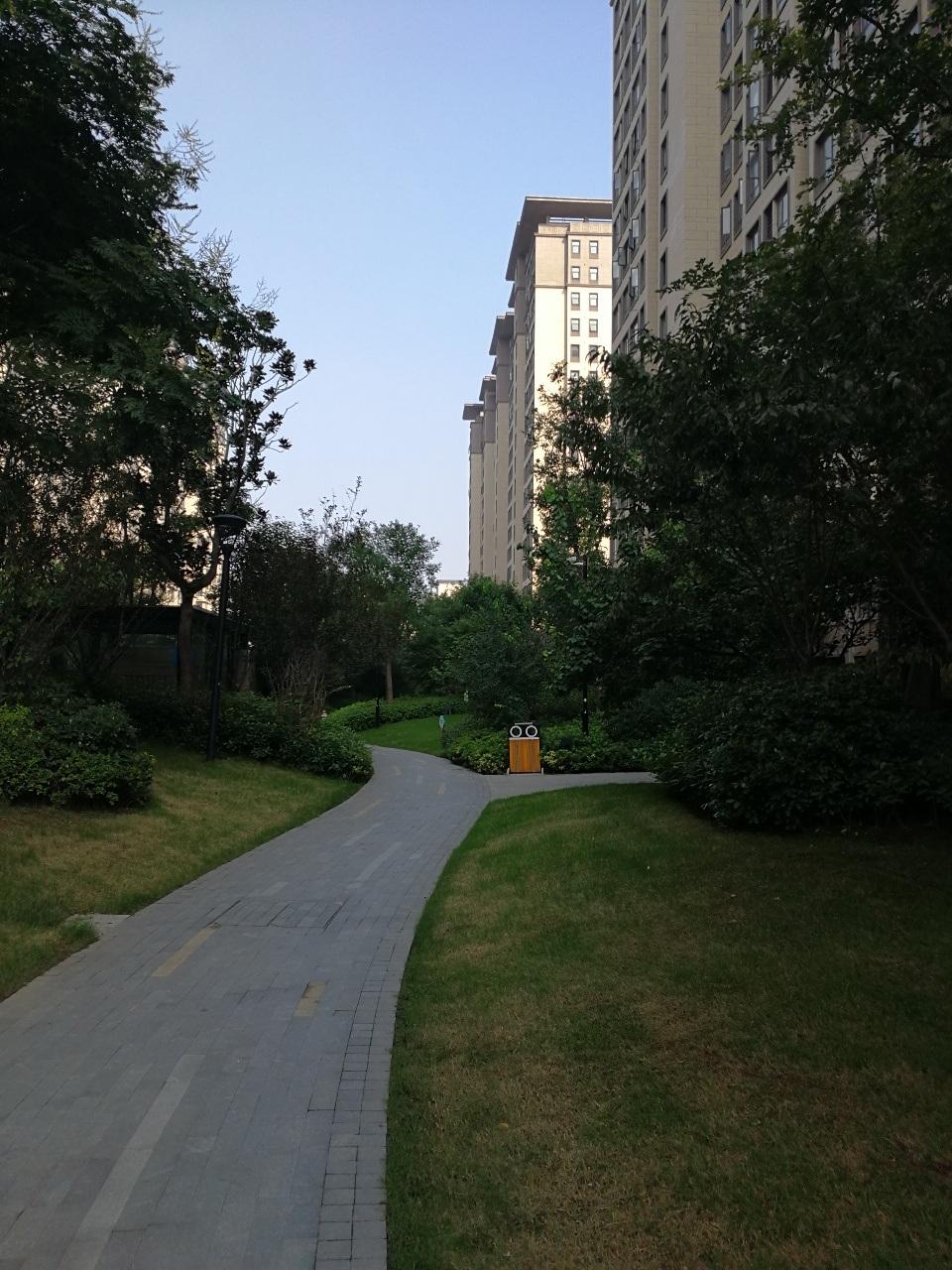 正弘中央公园,有证契税满两年,接受按揭