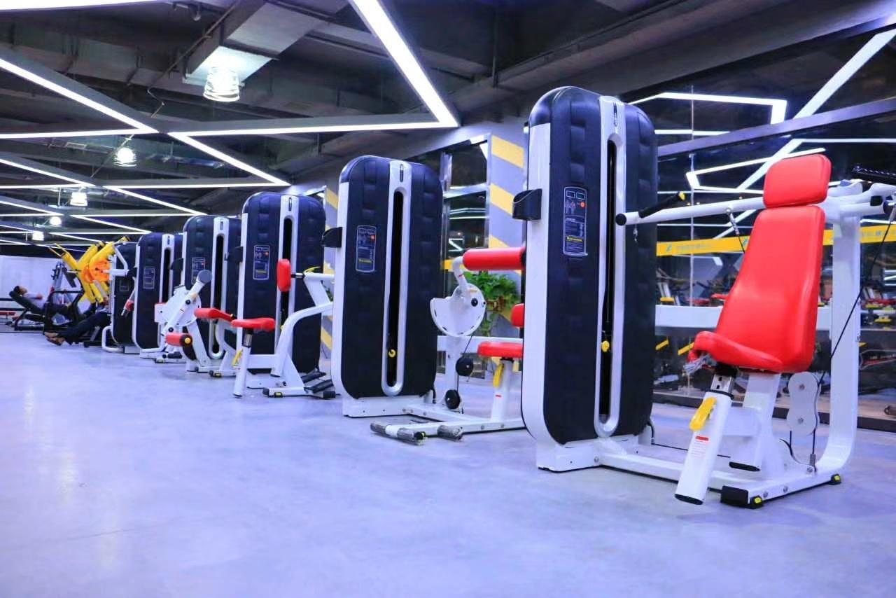 領跑國際健身中心