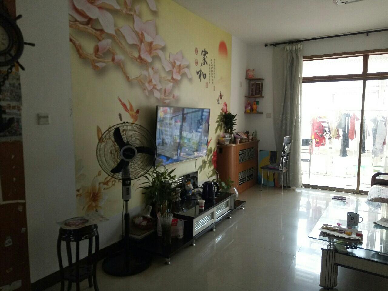 阳光公寓2室2厅1卫62万元
