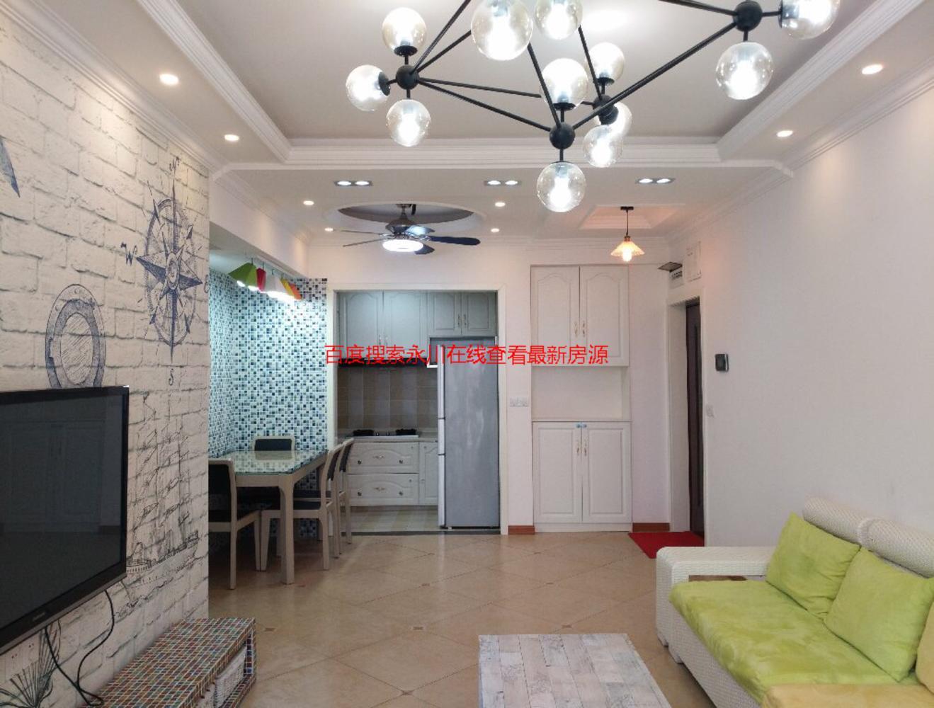 兴龙湖1号精装修2房周边配套齐全免营业税