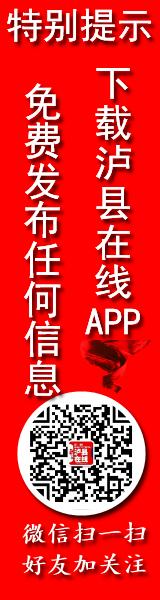 小区泸县在线APP推广