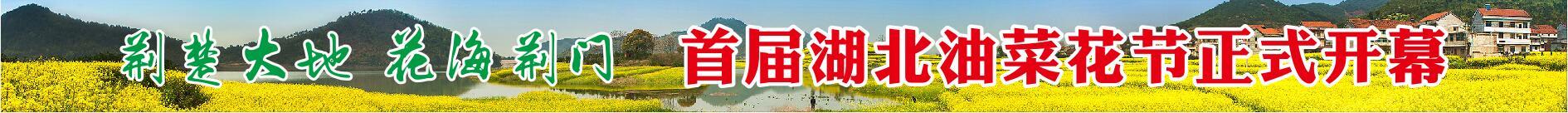 首届湖北油菜花节