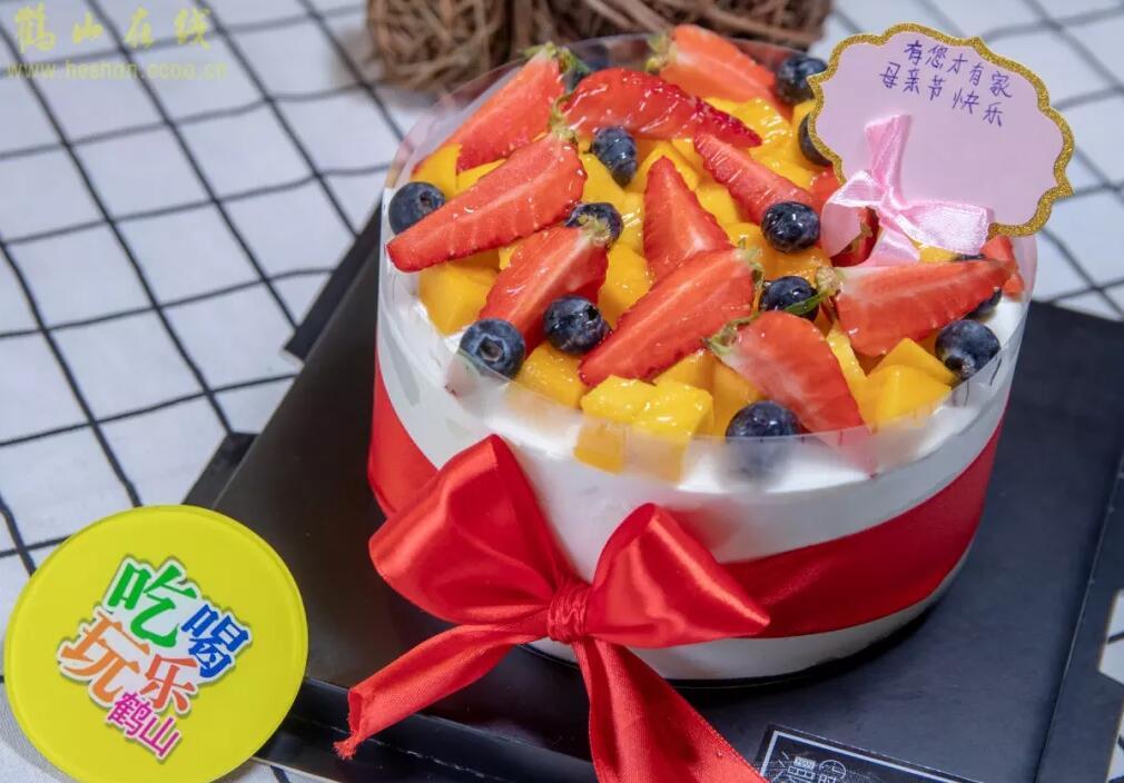 【漫时光】这家烘焙店母亲节蛋糕也仅售68元/磅!