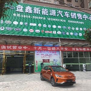 盘鑫新能源汽车销售