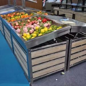 超市金属展示设备