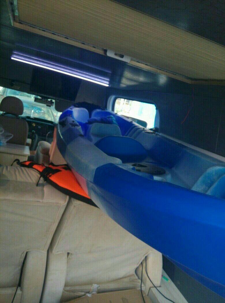 今天中午准备在三亚滩玩皮划艇,喜欢的来