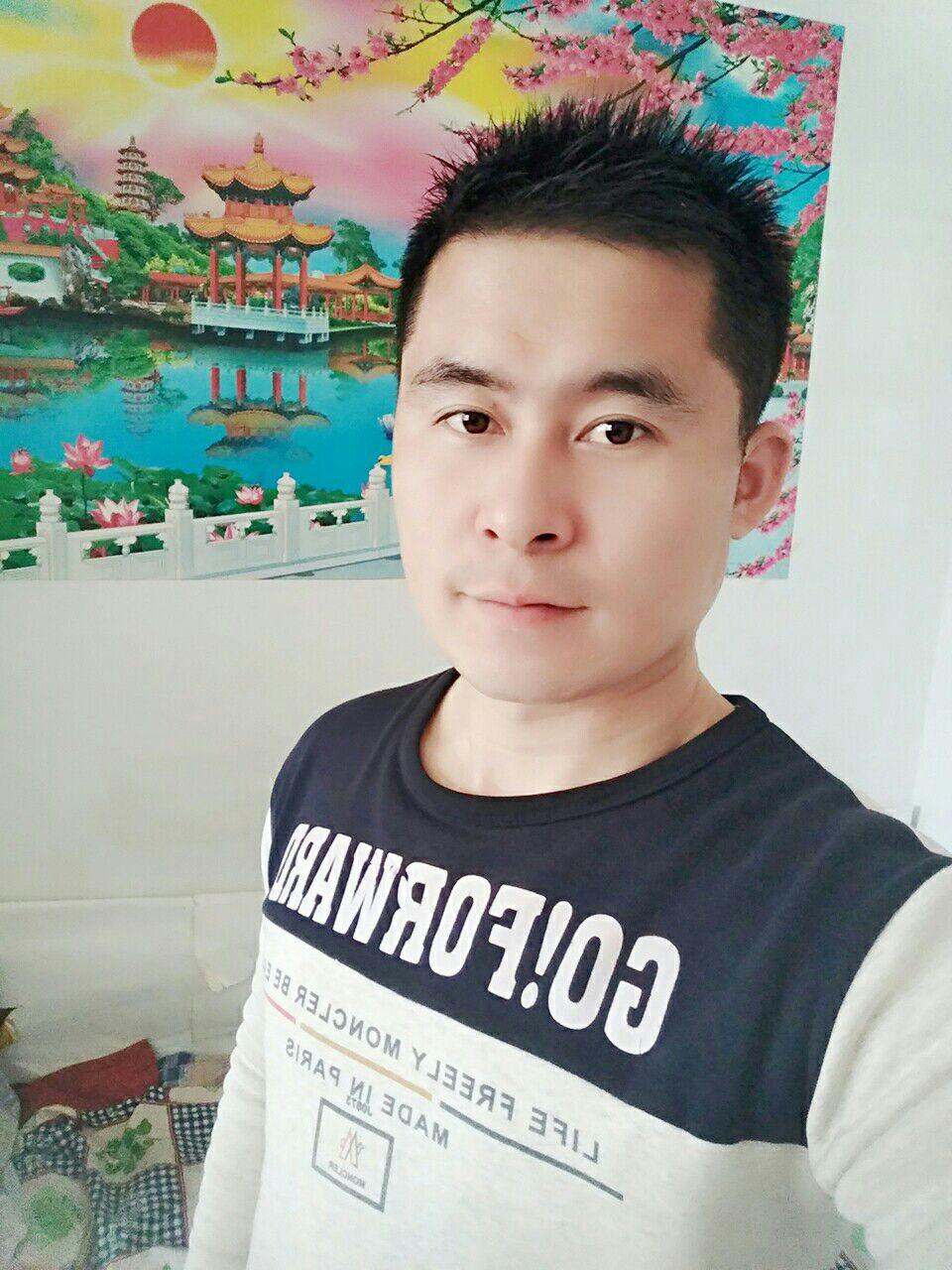【帅男秀场】王亮