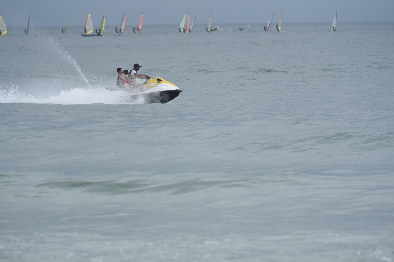 阳江海陵岛是真正玩海的地方