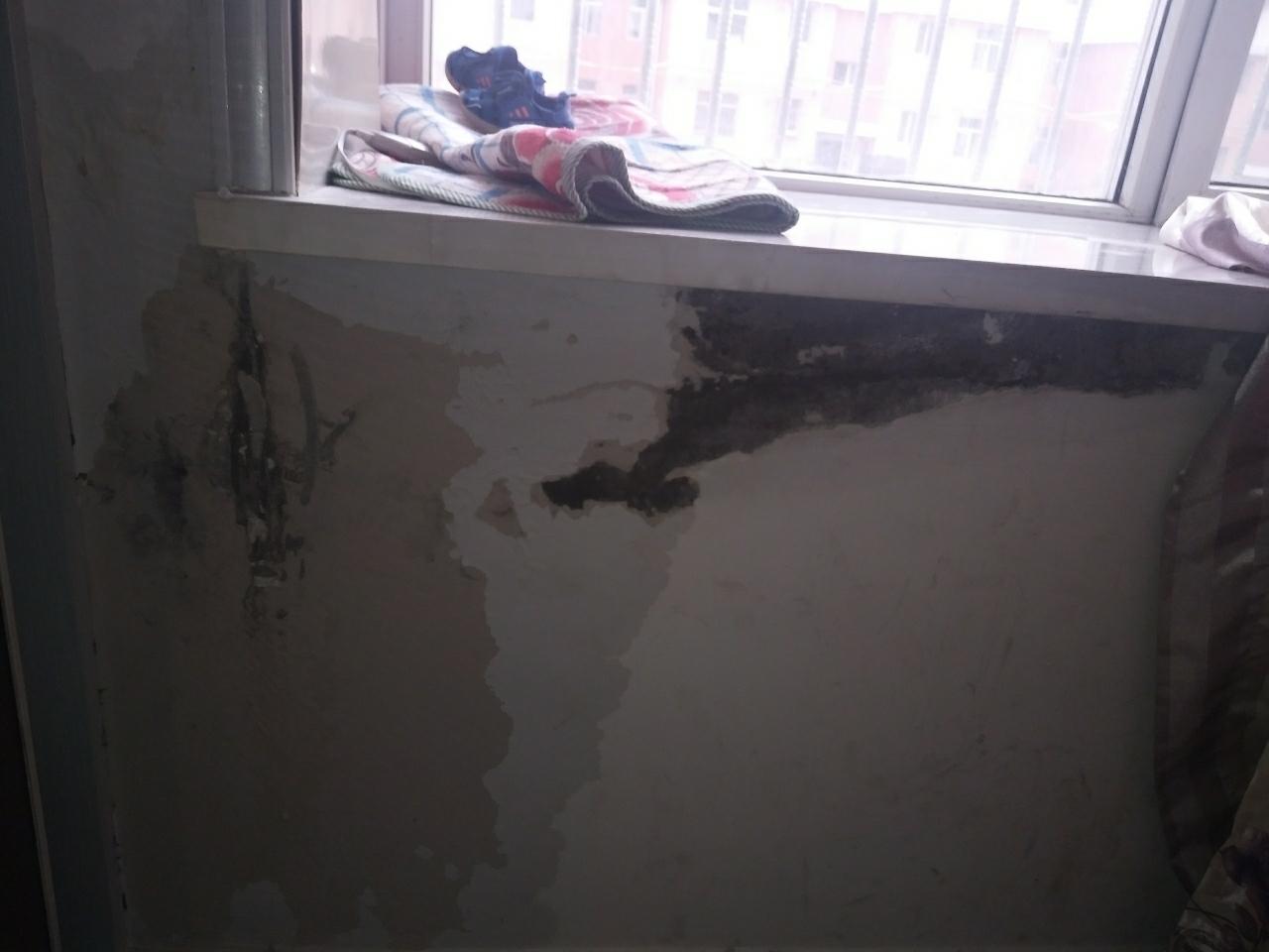 怡景小区一楼漏水有人管吗