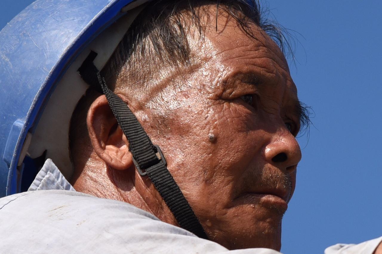天鸽登陆后第十九天,斗门白蕉的渔业养殖户还在复产自救,老乡们加油?