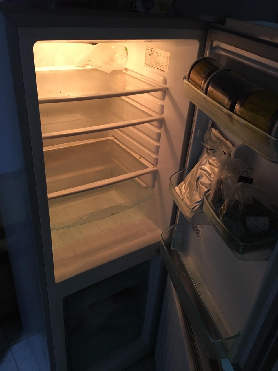 海尔冰箱转让