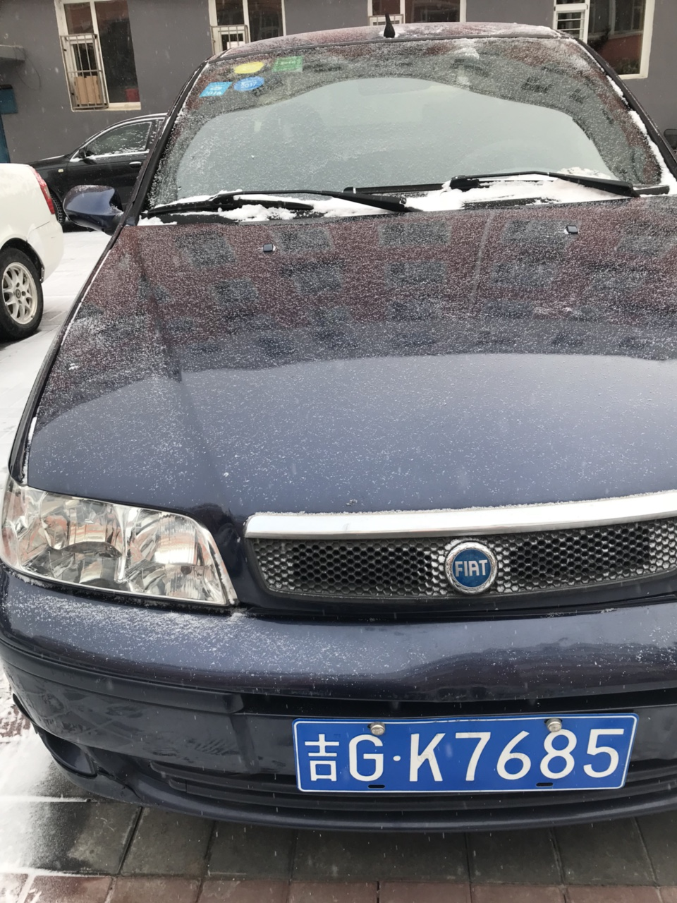 菲亚特西耶那2003年1.5L三厢版