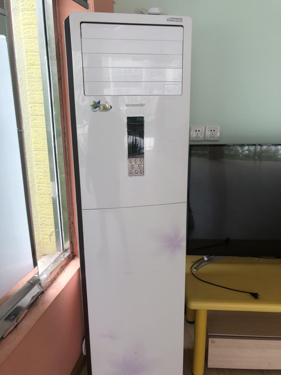 格力柜式空调