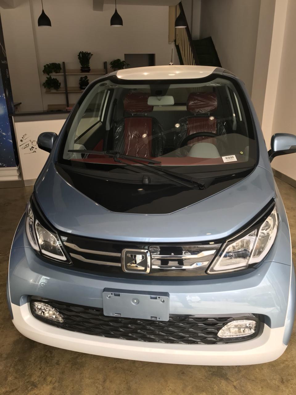 北汽新能源纯电动汽车