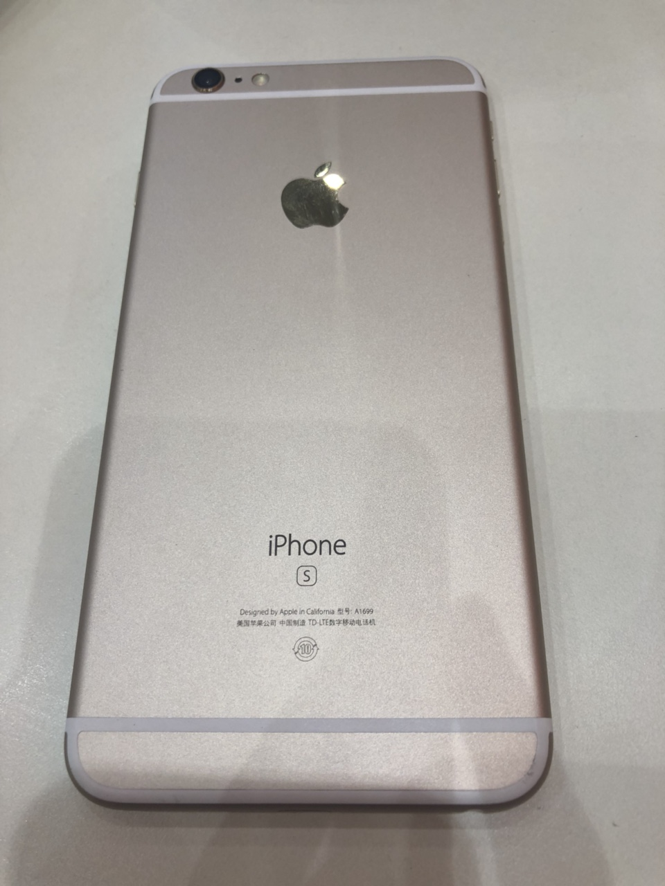 iPhone6s 国行三网通用 自己用的手机 现在低价甩了 16g 要的联系我