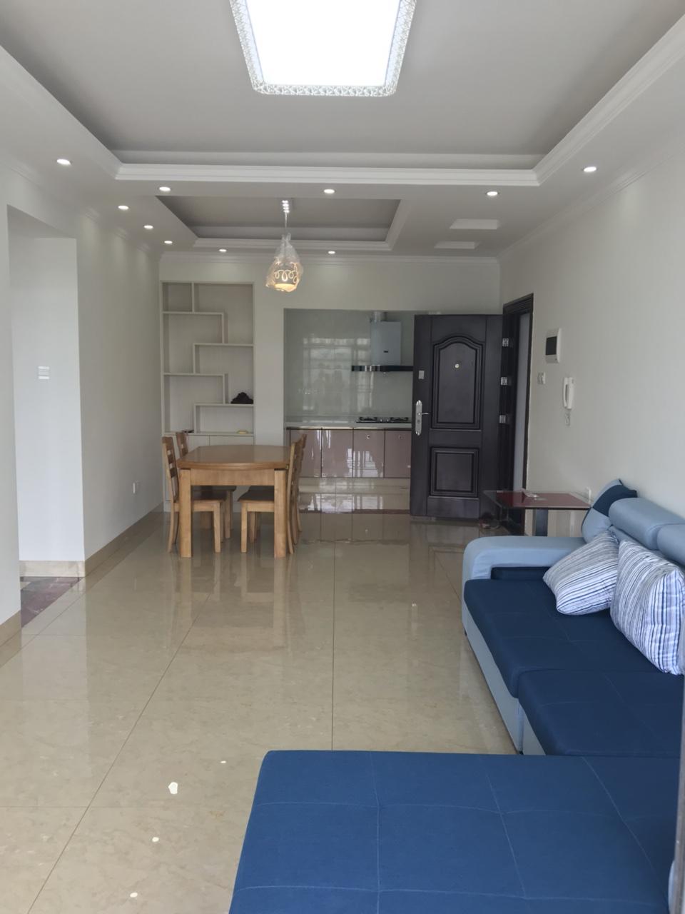 兆南熙园2室2厅1卫1800元/月