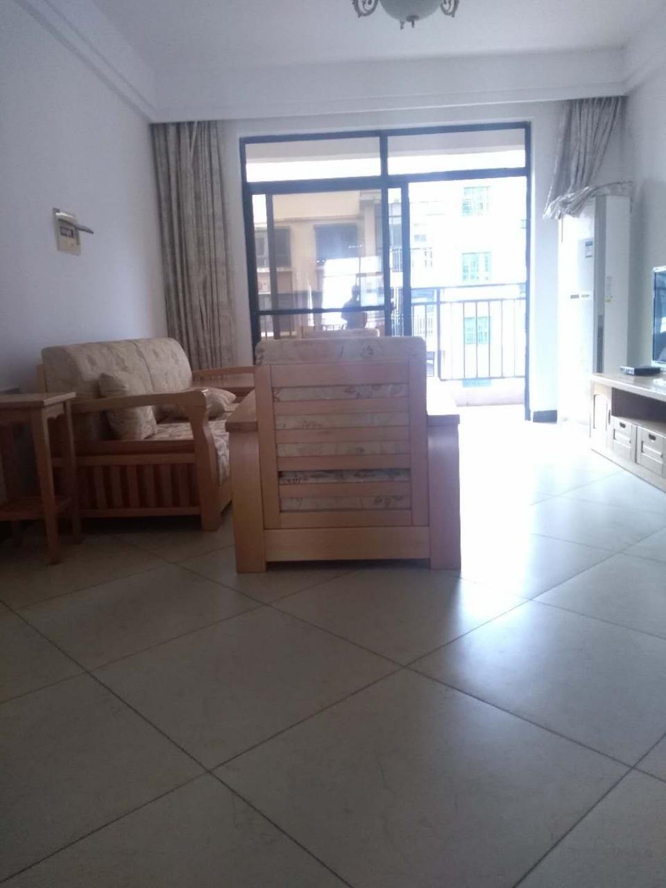 京博雅居2室2厅1卫123万元新房没有住过