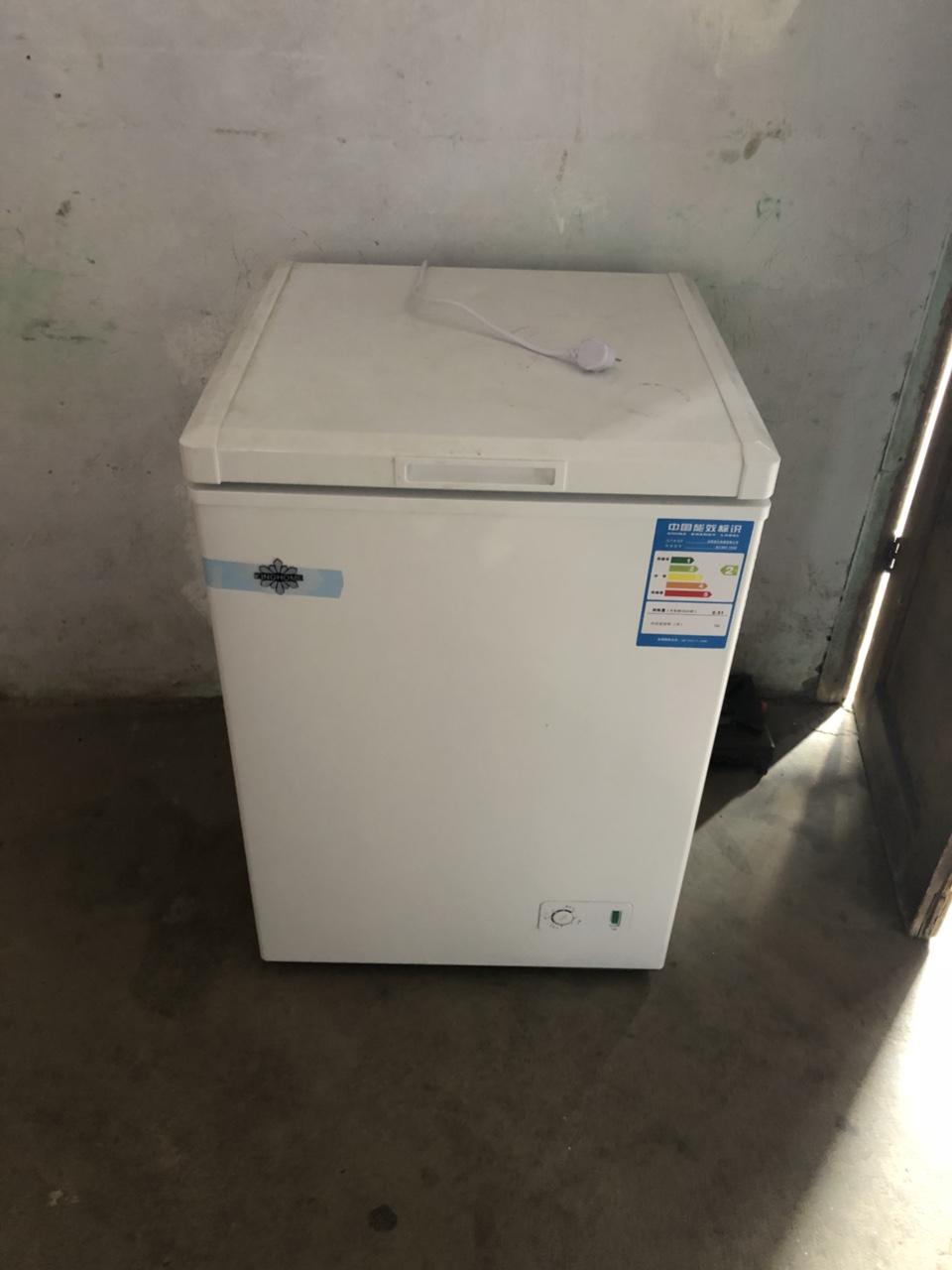 九成新小冰柜出售,需要的联系我。价格700