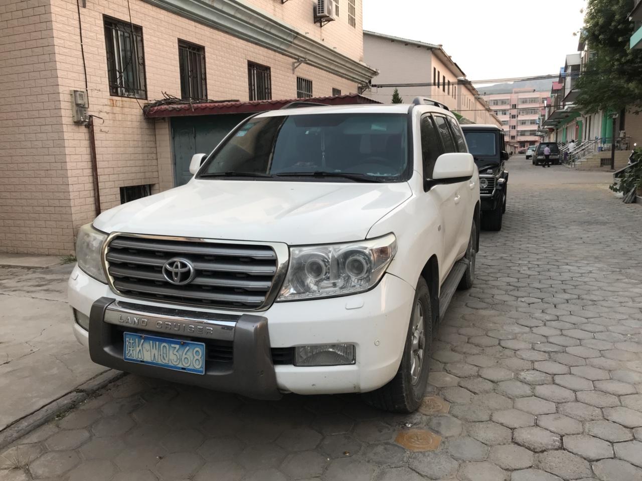 丰田酷路泽VX_R一手车低价出售