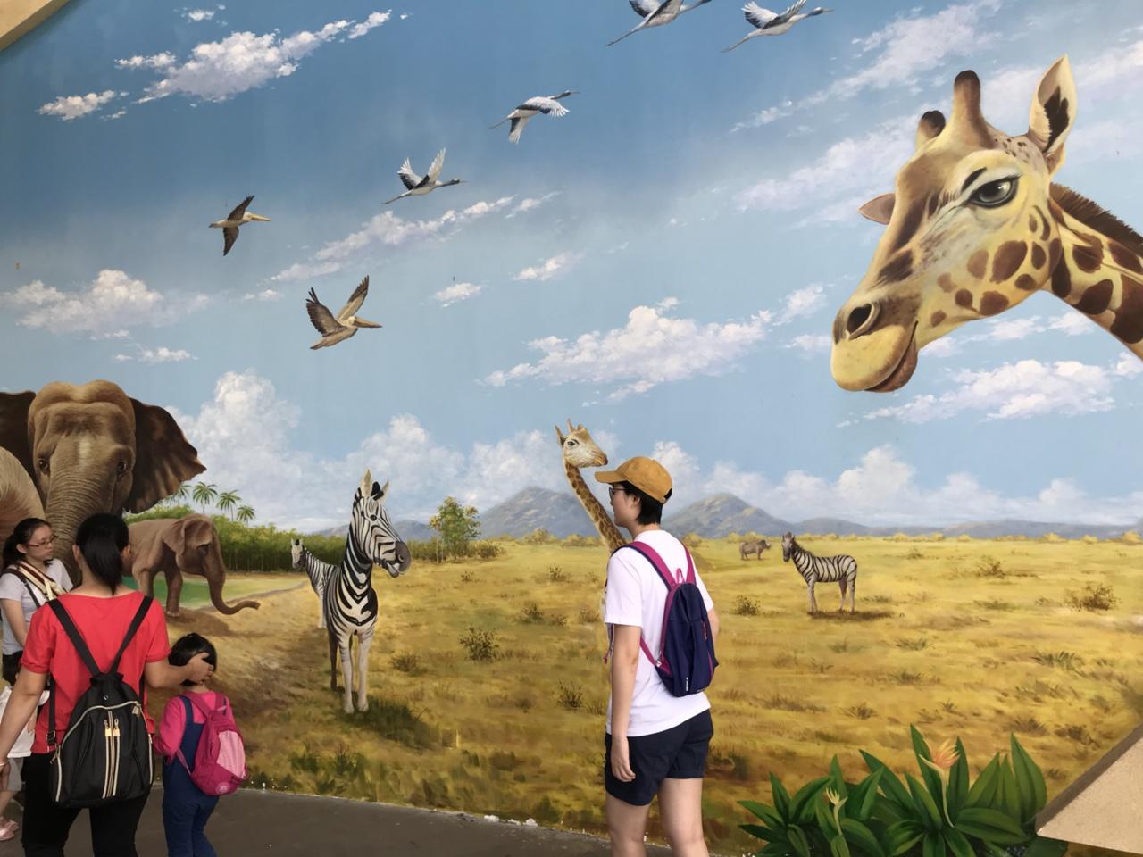 欢乐动物院