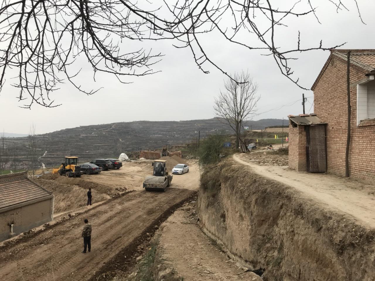 乡愁:那个叫马关西山的小村庄