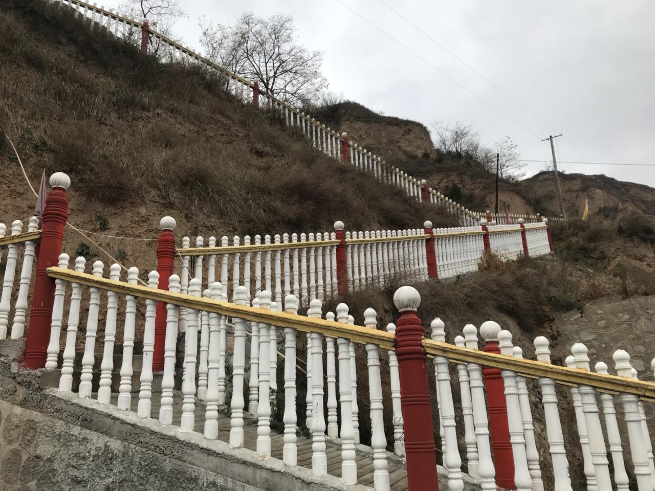 清水硖口村的冬天,你还认识吗?