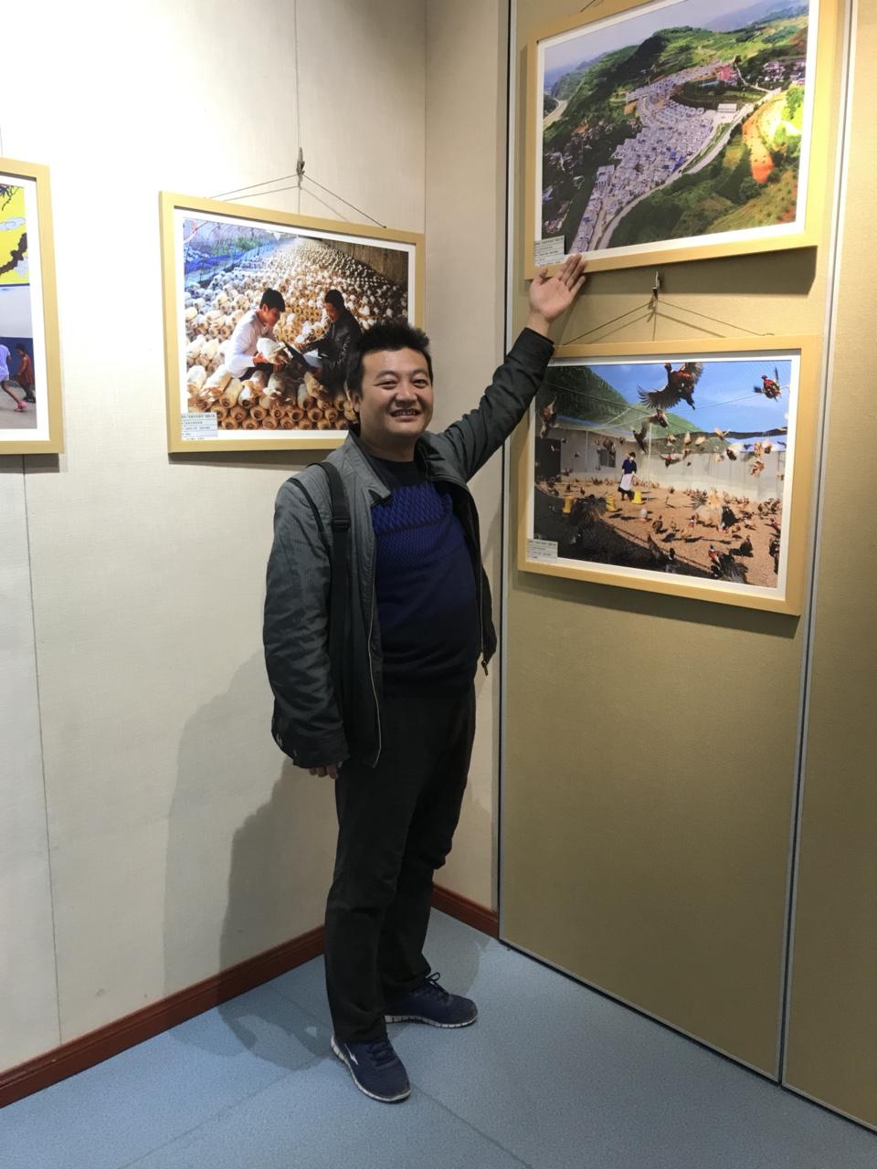 """张家川摄影家窦苗苗摄影作品荣获麦积""""美丽乡村""""主题摄影展优秀奖"""