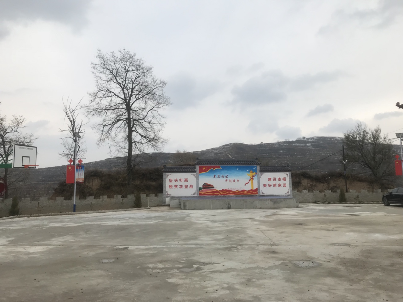 乡愁:胡川夏堡,一个并没有堡子的村庄