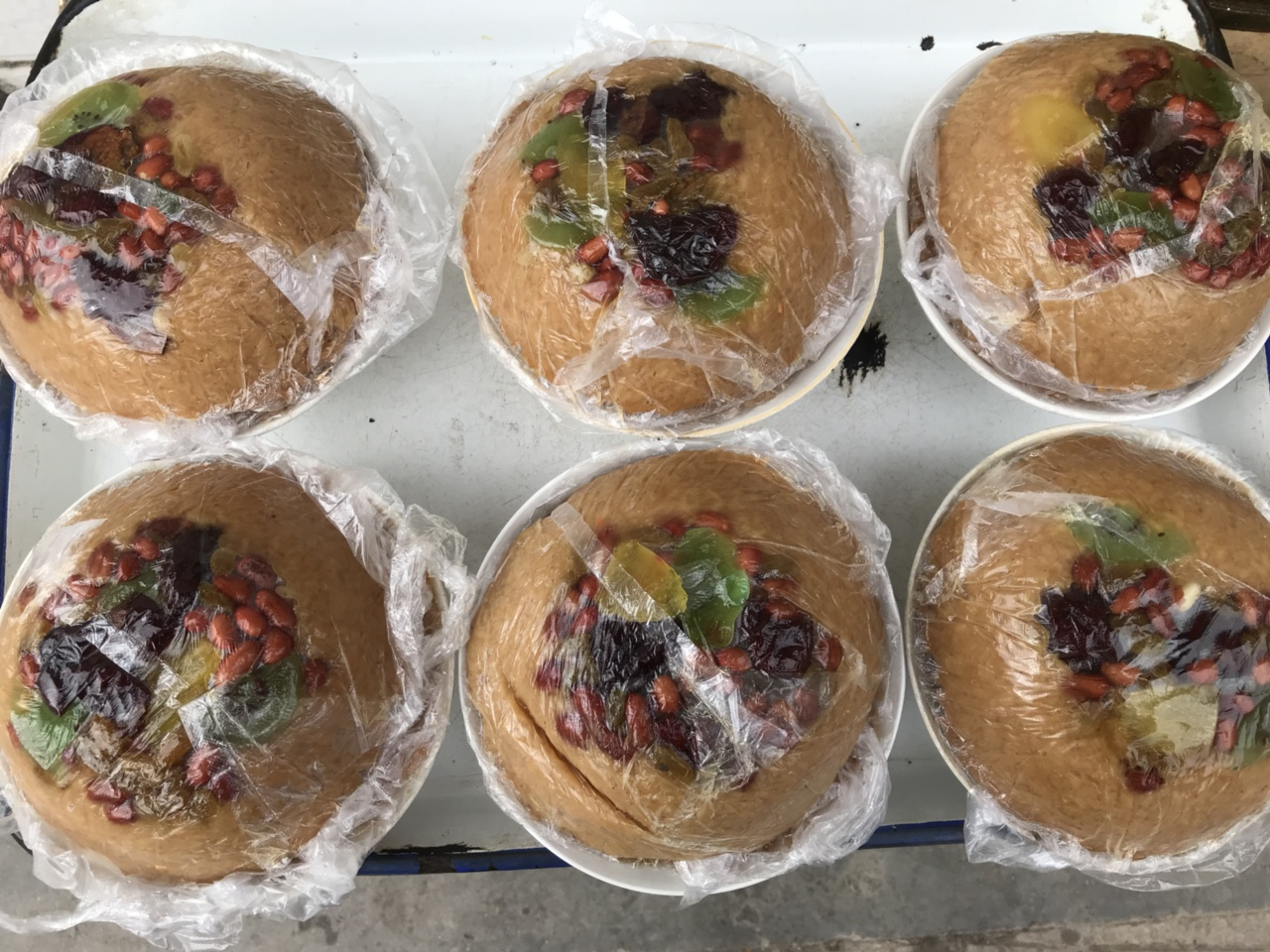 【舌尖上的张家川】星明楼八宝甜米和炸鱼去龙山的必卖品