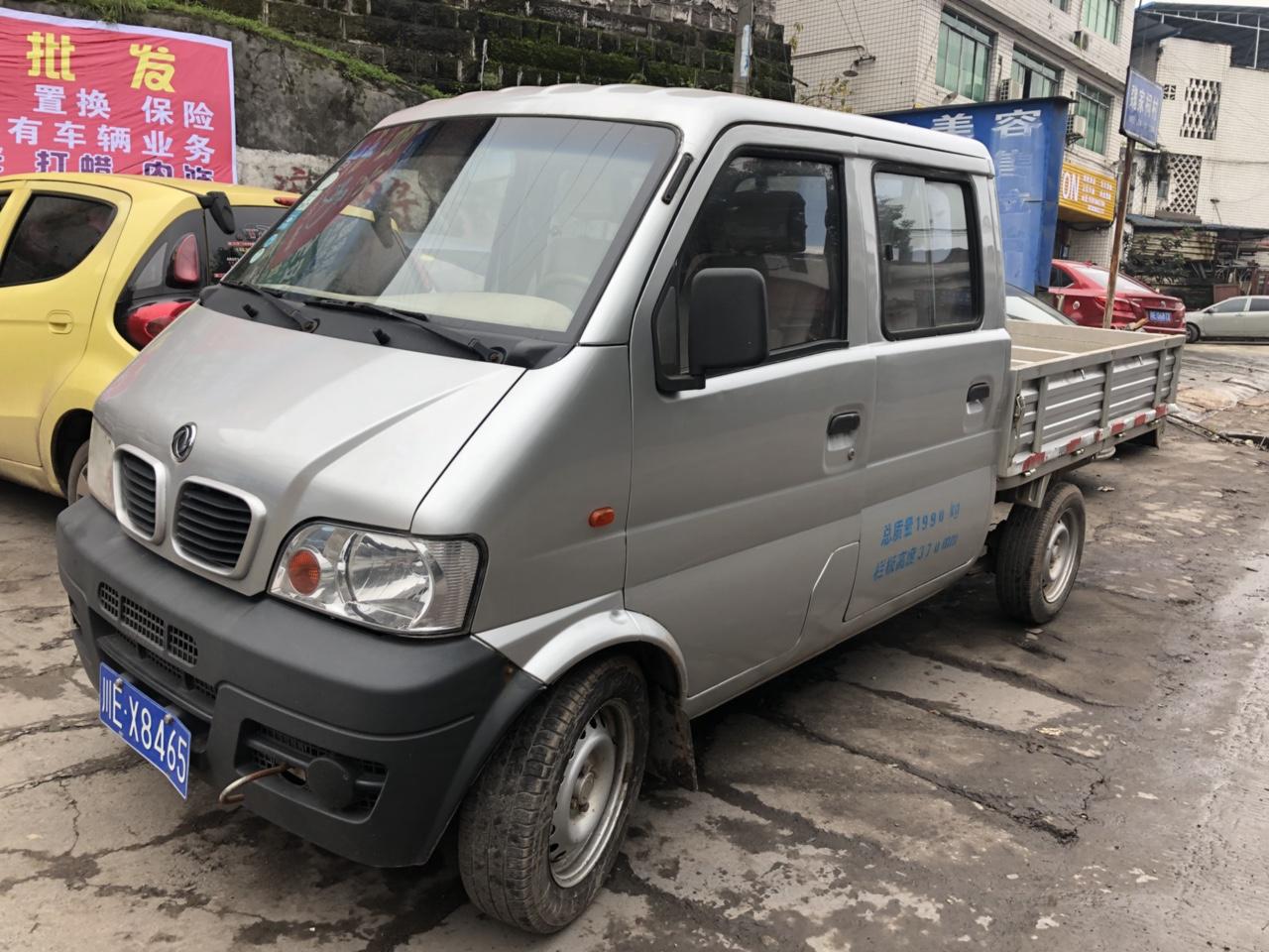 2014年3月东风小康双排小货车