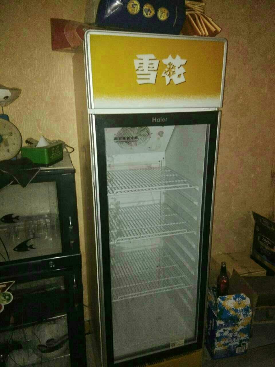九成新展示柜消毒柜冰箱转让
