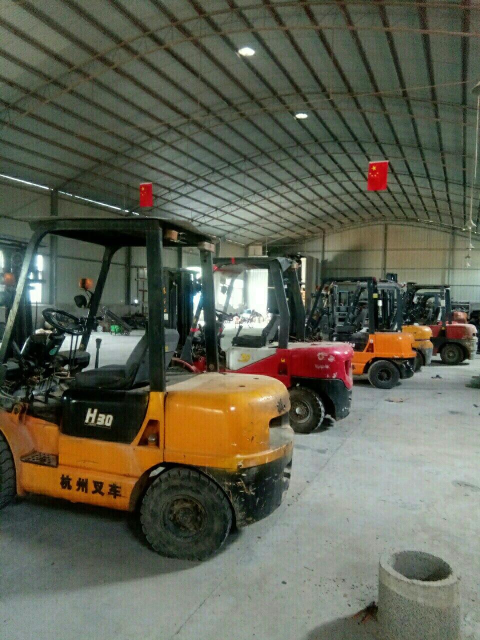 郑州出售二手叉车回收叉车