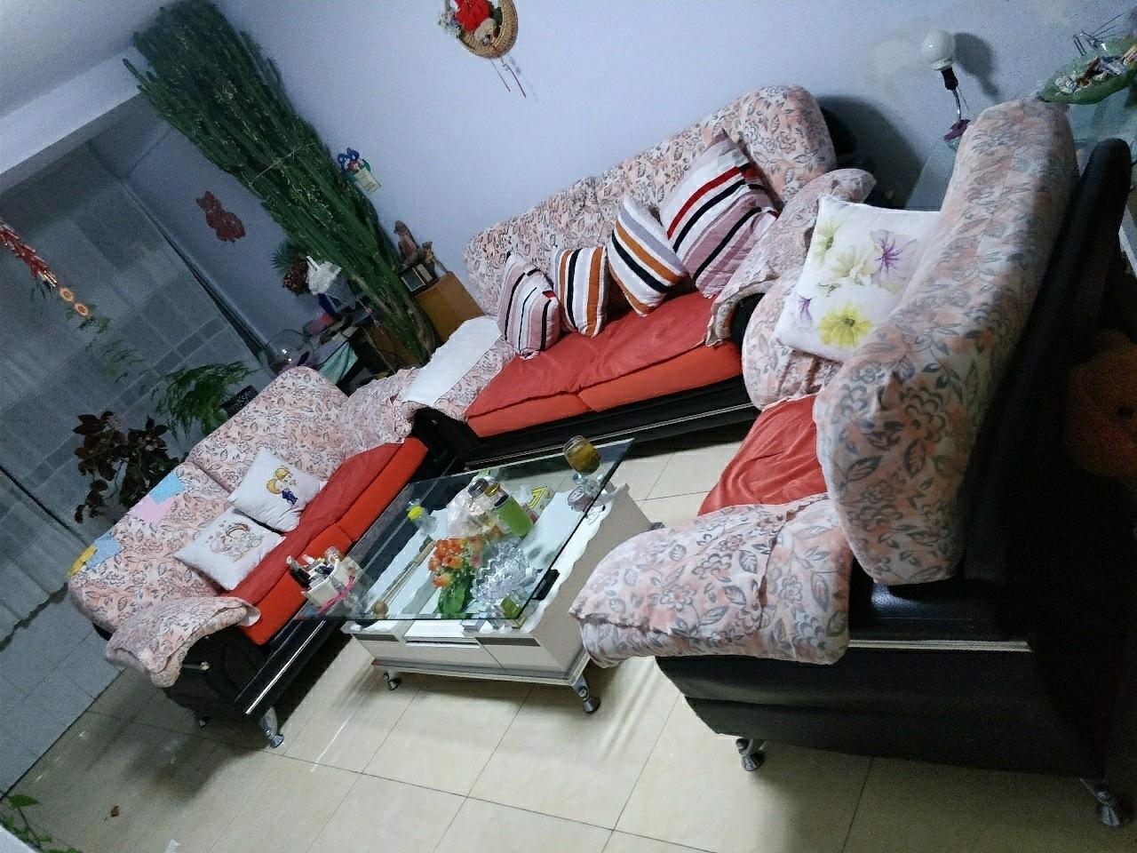 组合沙发出售