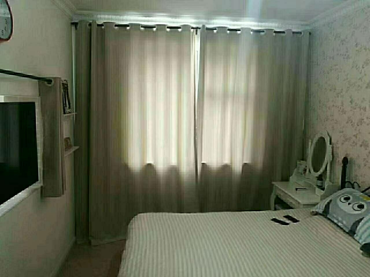 朝阳镇永安小区 豪华装修2室1厅1卫30万元