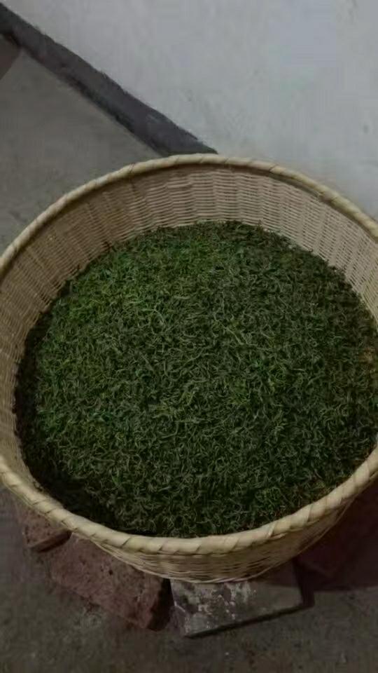 出售纯手工制作纯天然高山野生茶叶