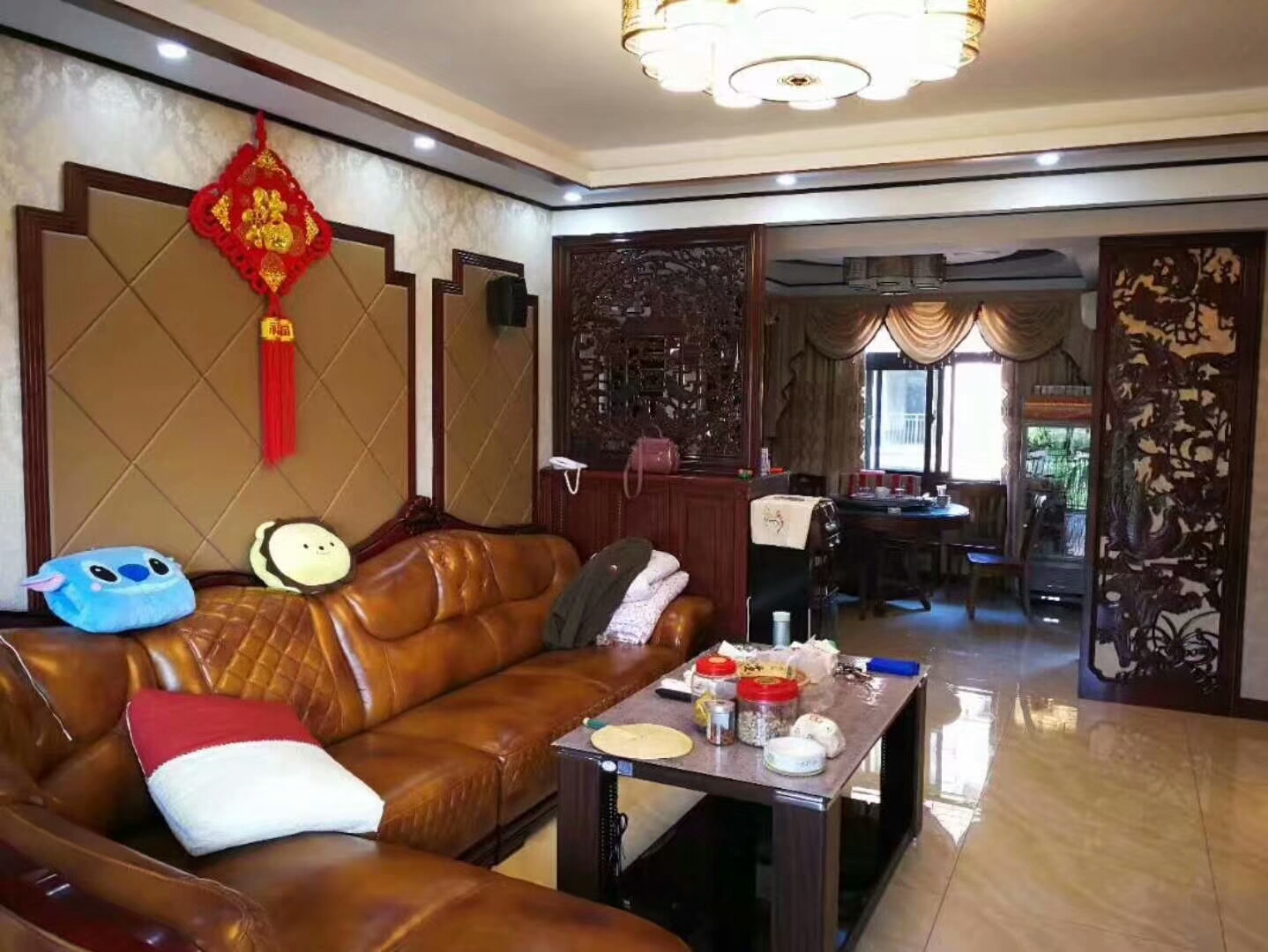 嘉华城4室2厅2卫124.8万元