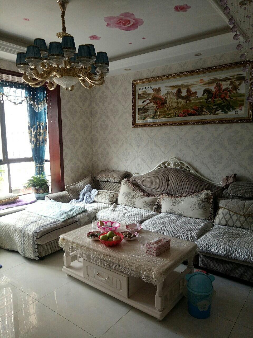丽都滨河5期现浇房3套2精装带家具家电拎包入住