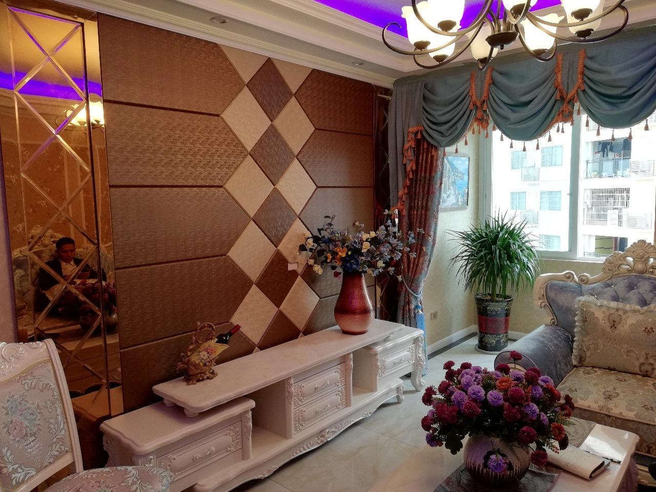 寶雍陽光鑫城2室2廳1衛學區房城市中心位置