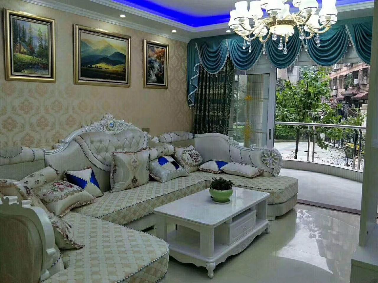 万兴华庭精装3室2厅2卫仅售54.8万元