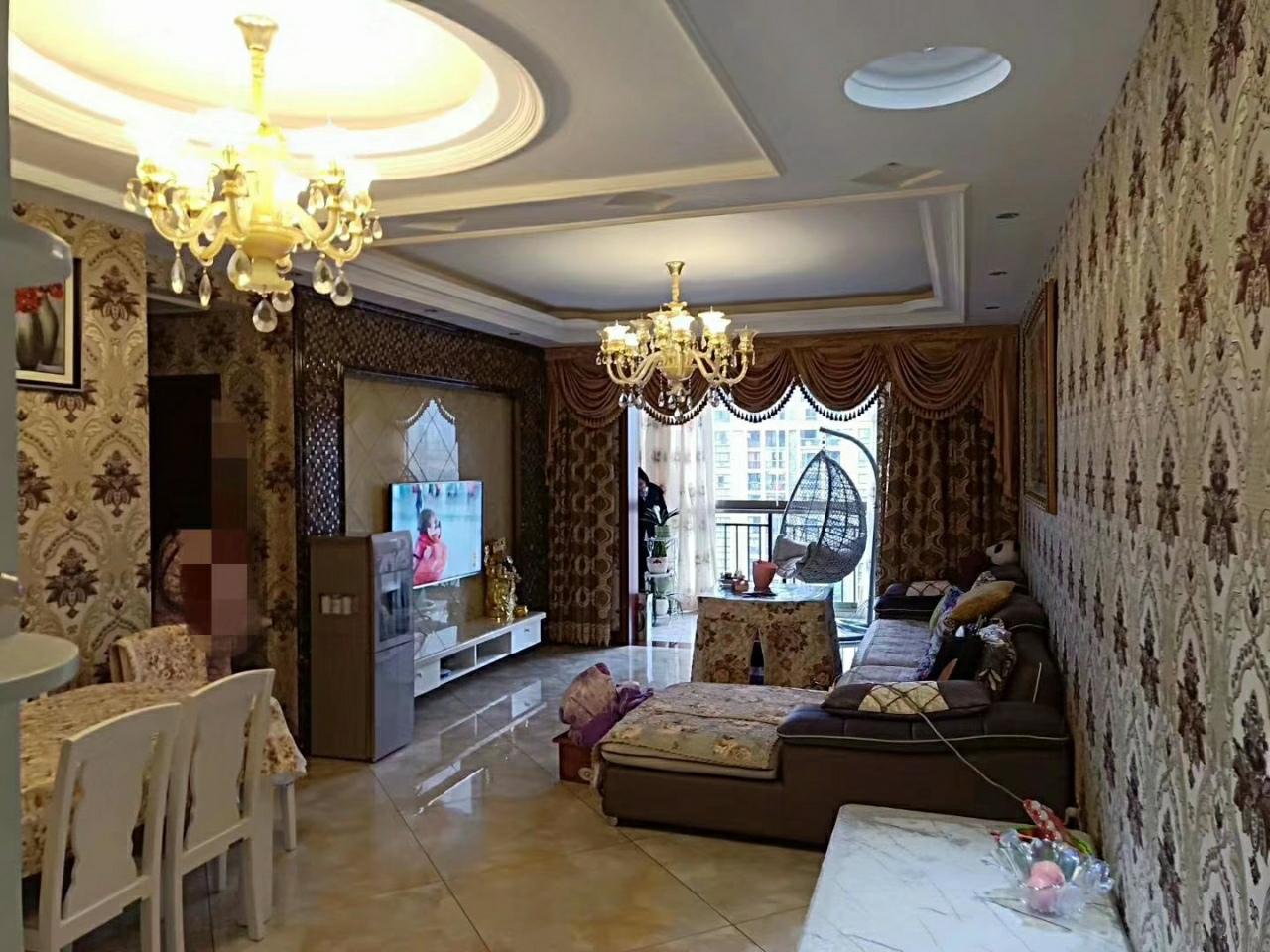 恒盛·伴山国际3室2厅2卫91万元