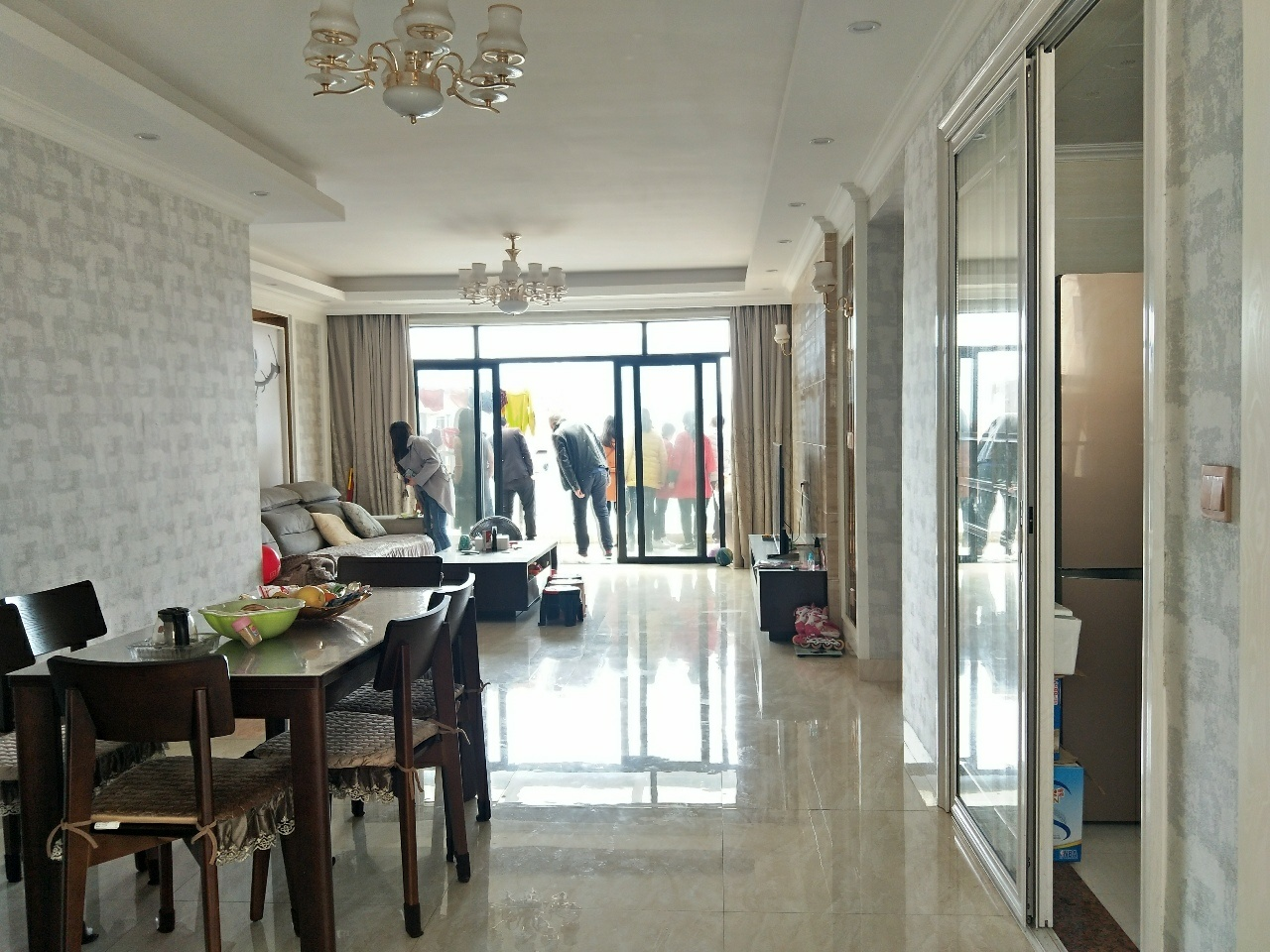 水东恒福竹林居豪装复式楼5房138万