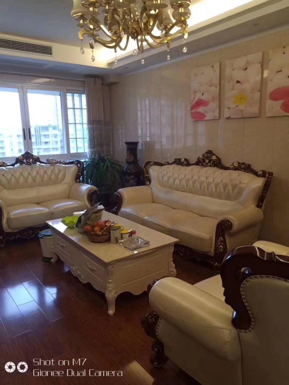 西城国际3室2厅2卫94.5万元