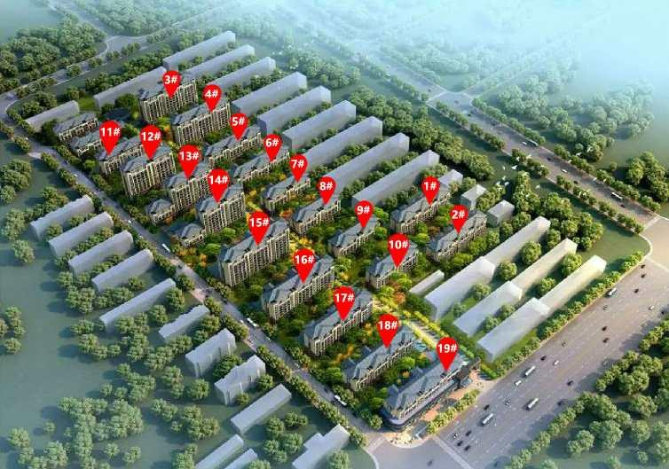 清华佳苑6楼155平改名按揭3室东山113万元