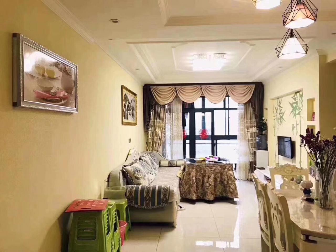 大通豪庭精装3室2厅1卫报价66.8万元