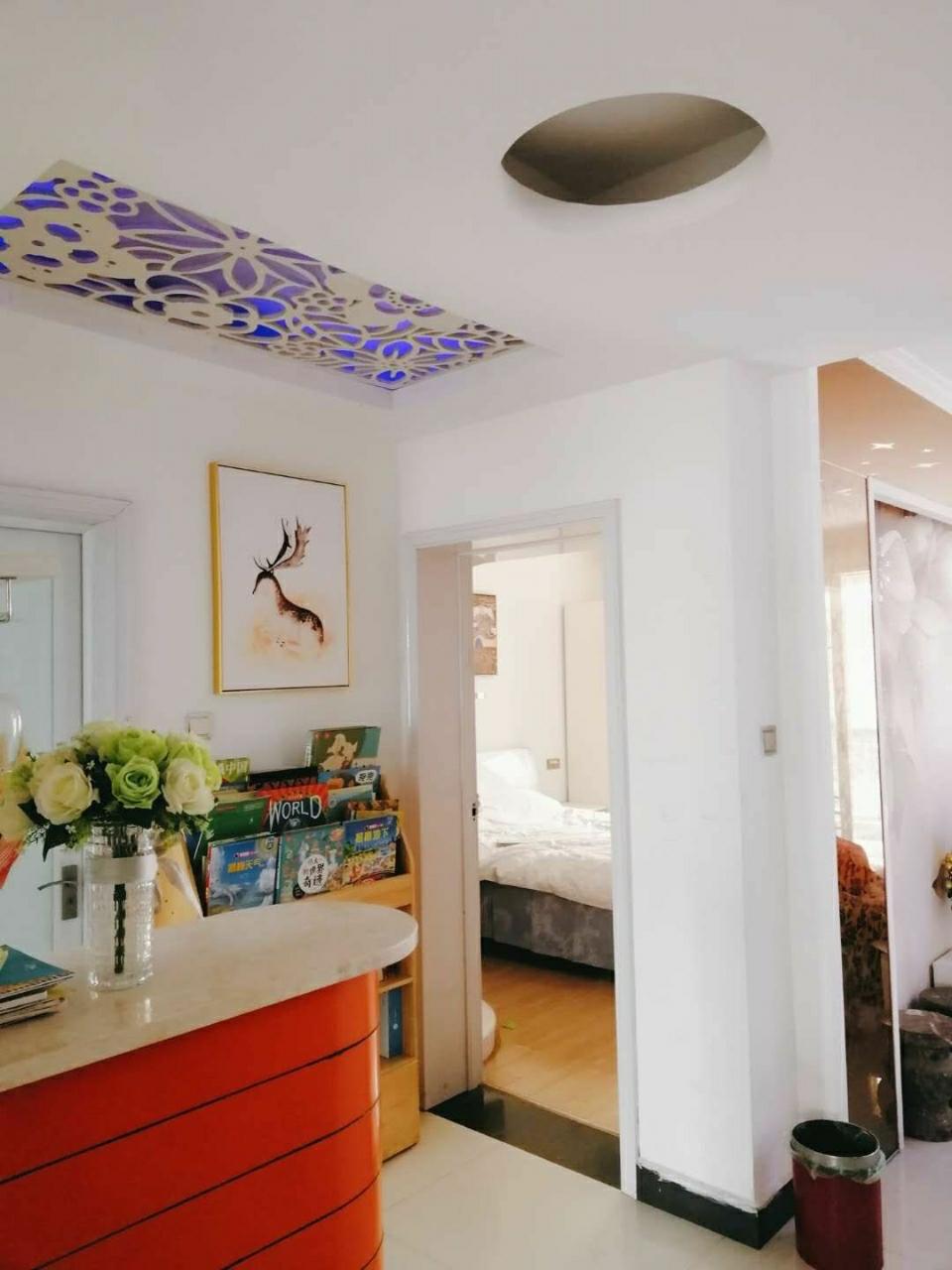 梨都华庭中装两室两厅拎包入住39万元