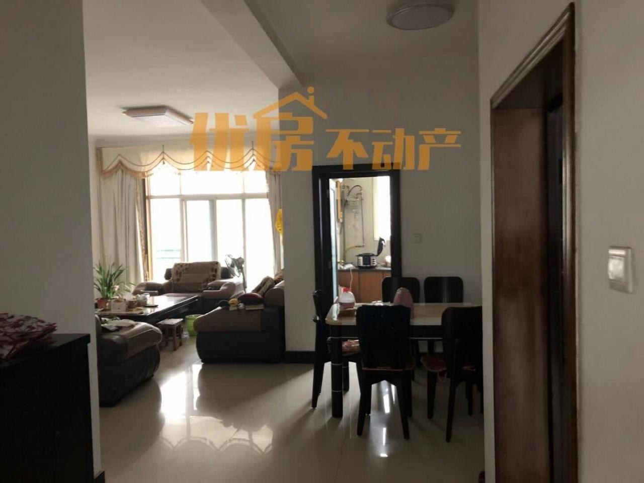 紫玉庭苑3室2厅1卫97万元