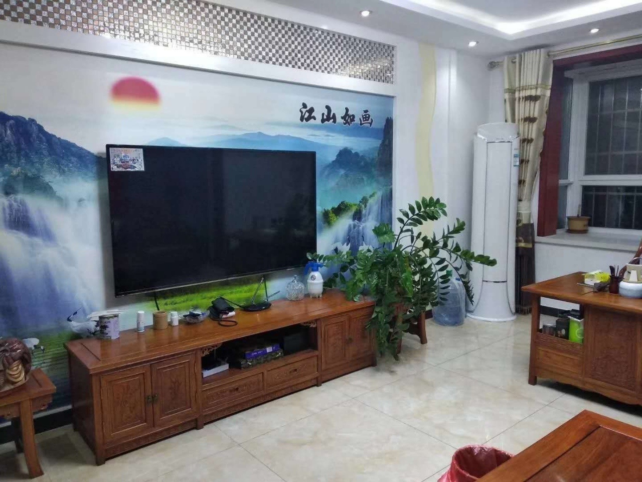 亿鑫唐朝3室2厅2卫115万元