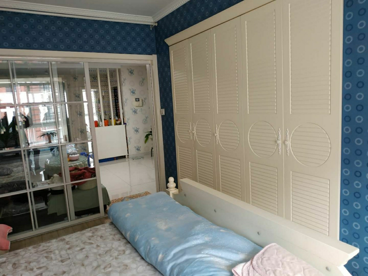 溫馨佳苑電梯房,79平兩室兩廳豪華裝修,帶小房